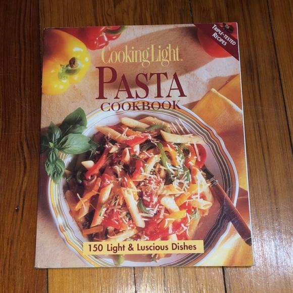 Other - Pasta cookbook